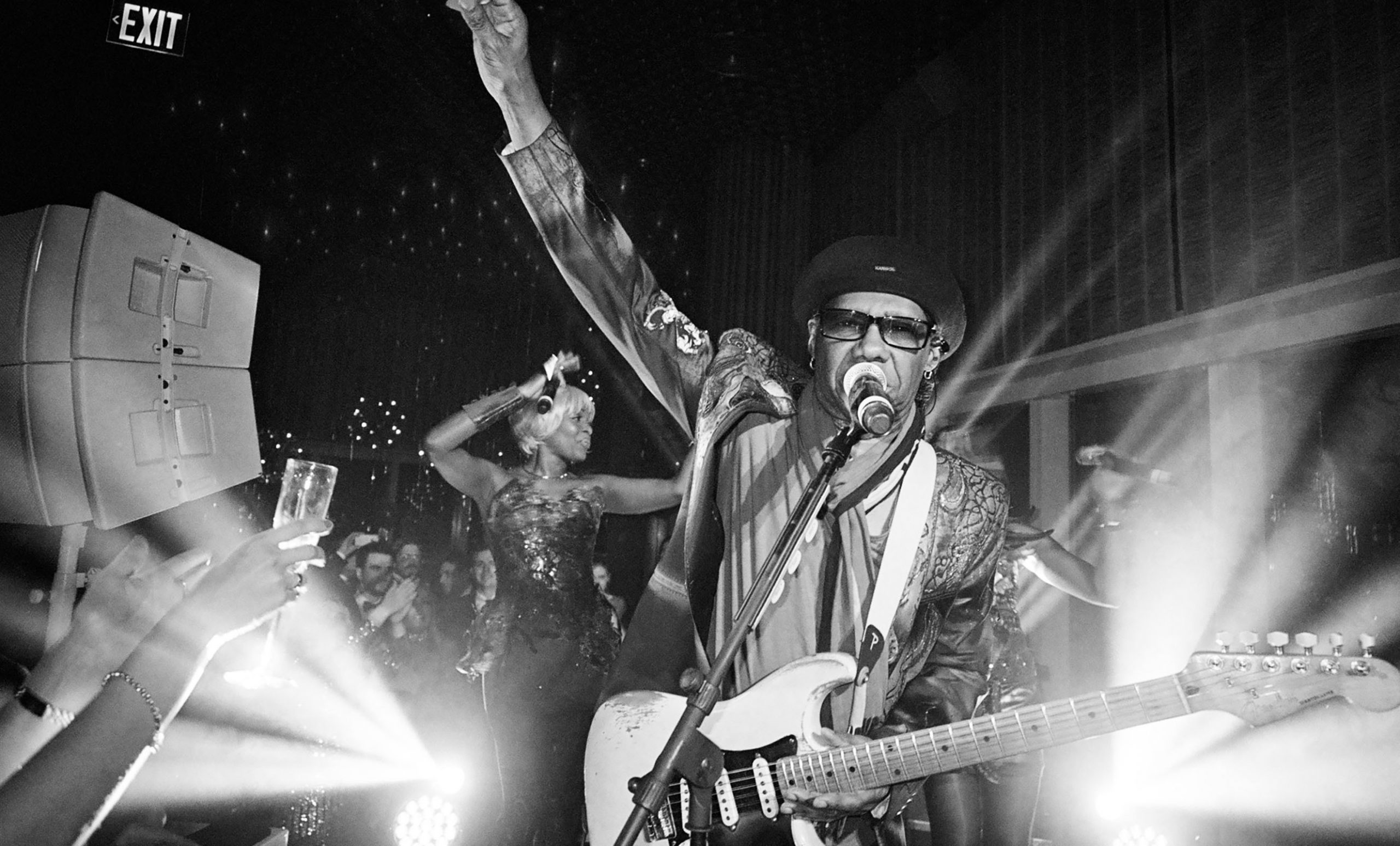 Book Nile Rodgers & CHIC Private Performance | X Music Agency