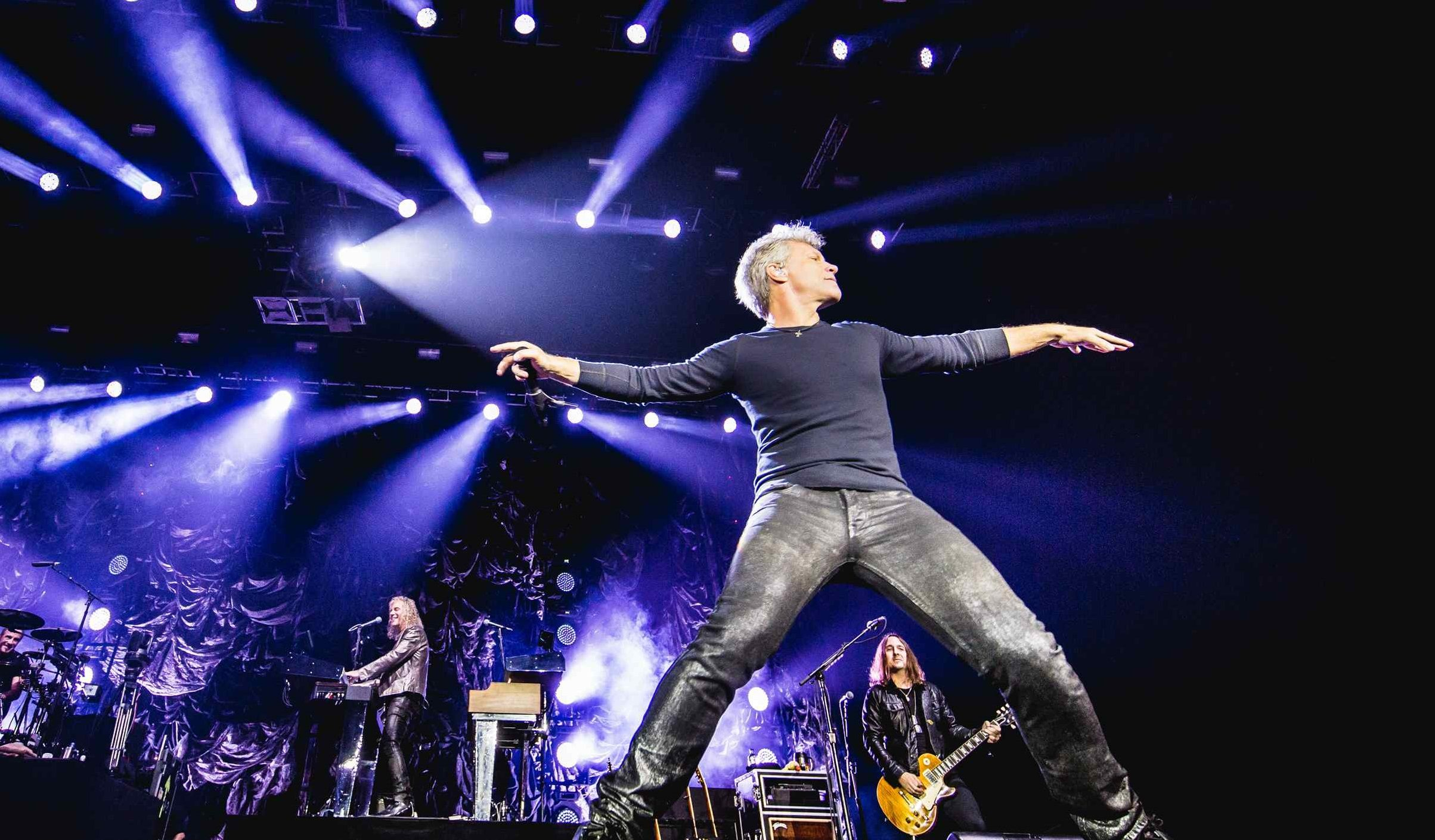 Book Bon Jovi Private Performance | X Music Agency
