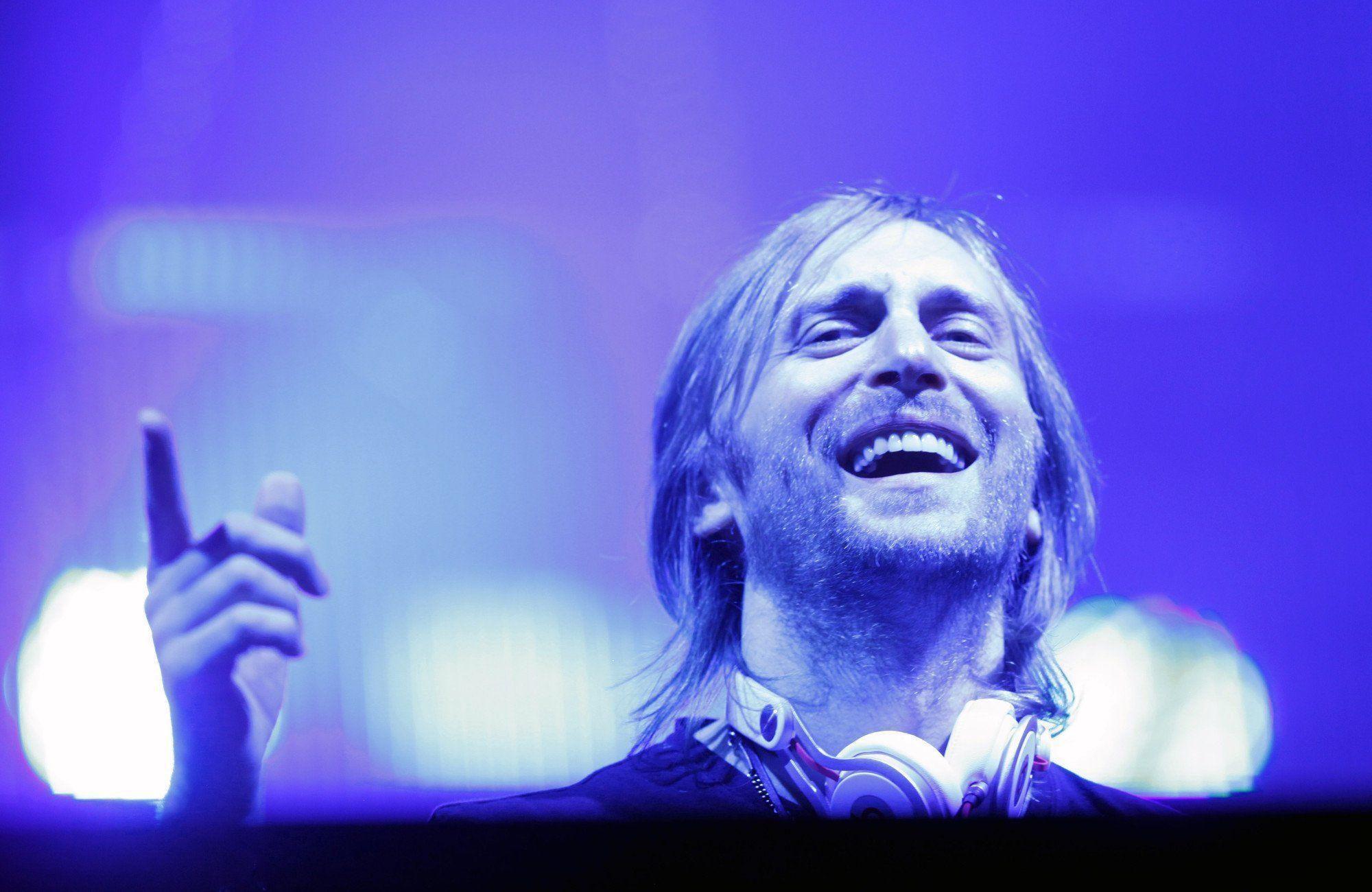 Book David Guetta Private Performance   X Music Agency
