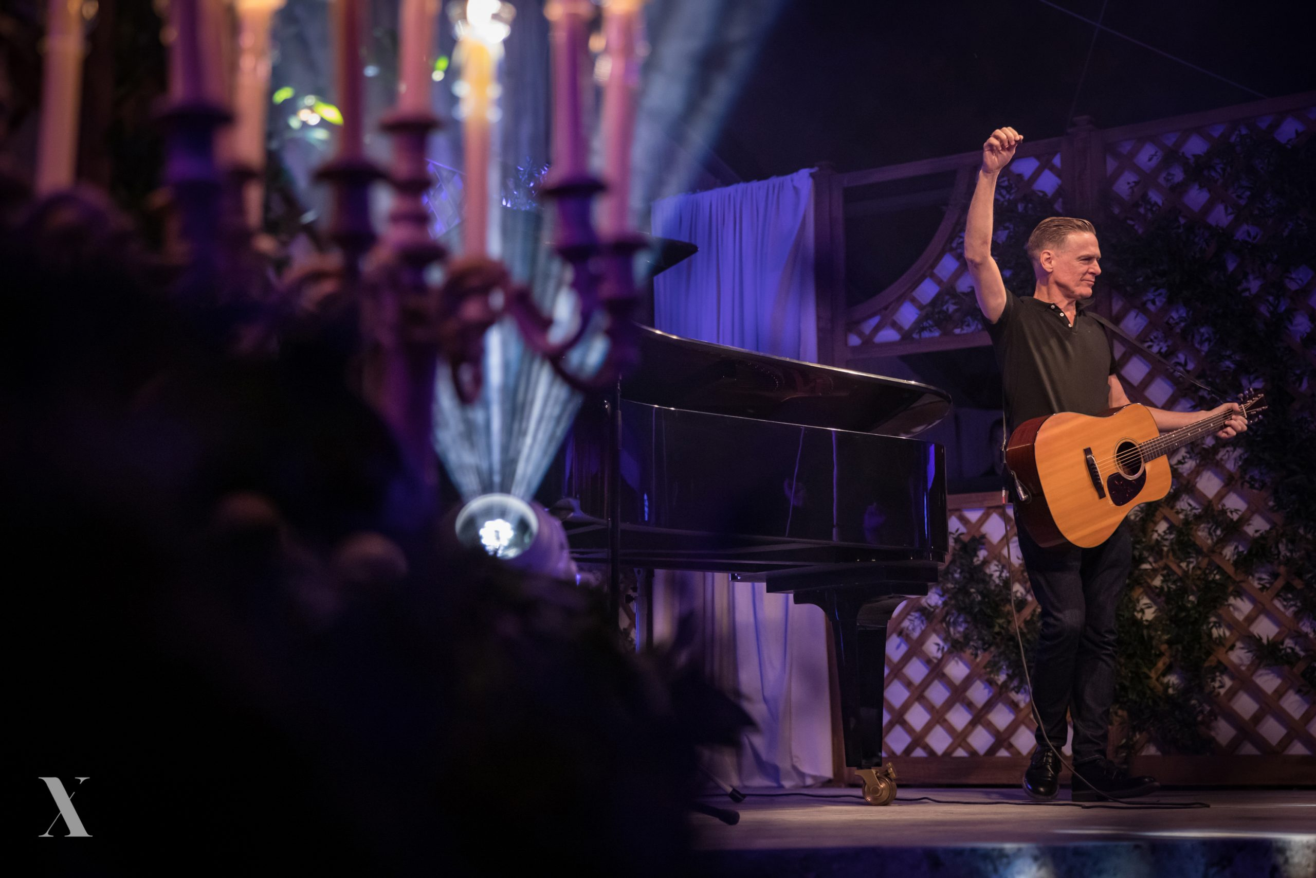Book Bryan Adams for a Private Party | X Music Agency