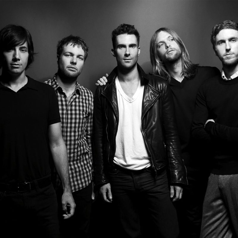 Book Maroon 5 Private Event | X Music Agency - 800x800