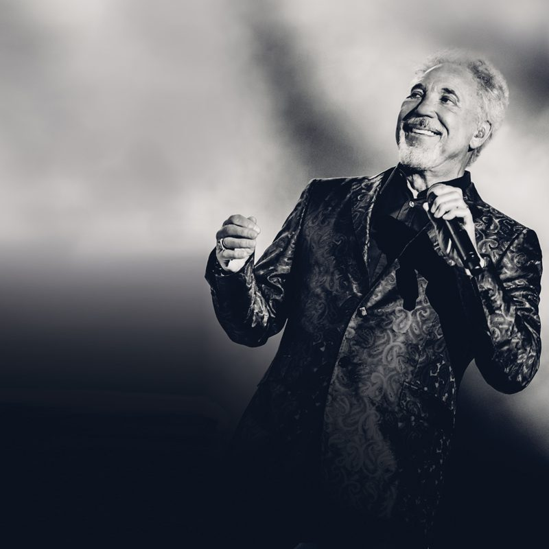 Book Tom Jones Private Party Wedding | X Music Agency
