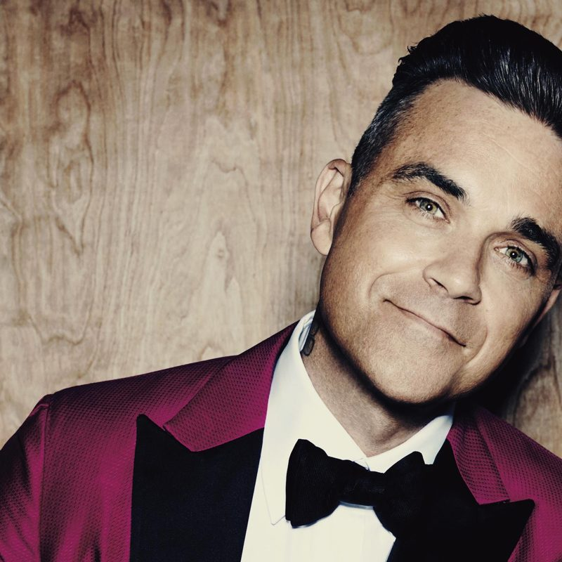 Book Robbie Williams Private Party Wedding | X Music Agency