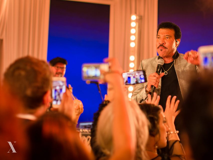 Book Hire Lionel Richie Private Party Wedding Performance | X Music Agency