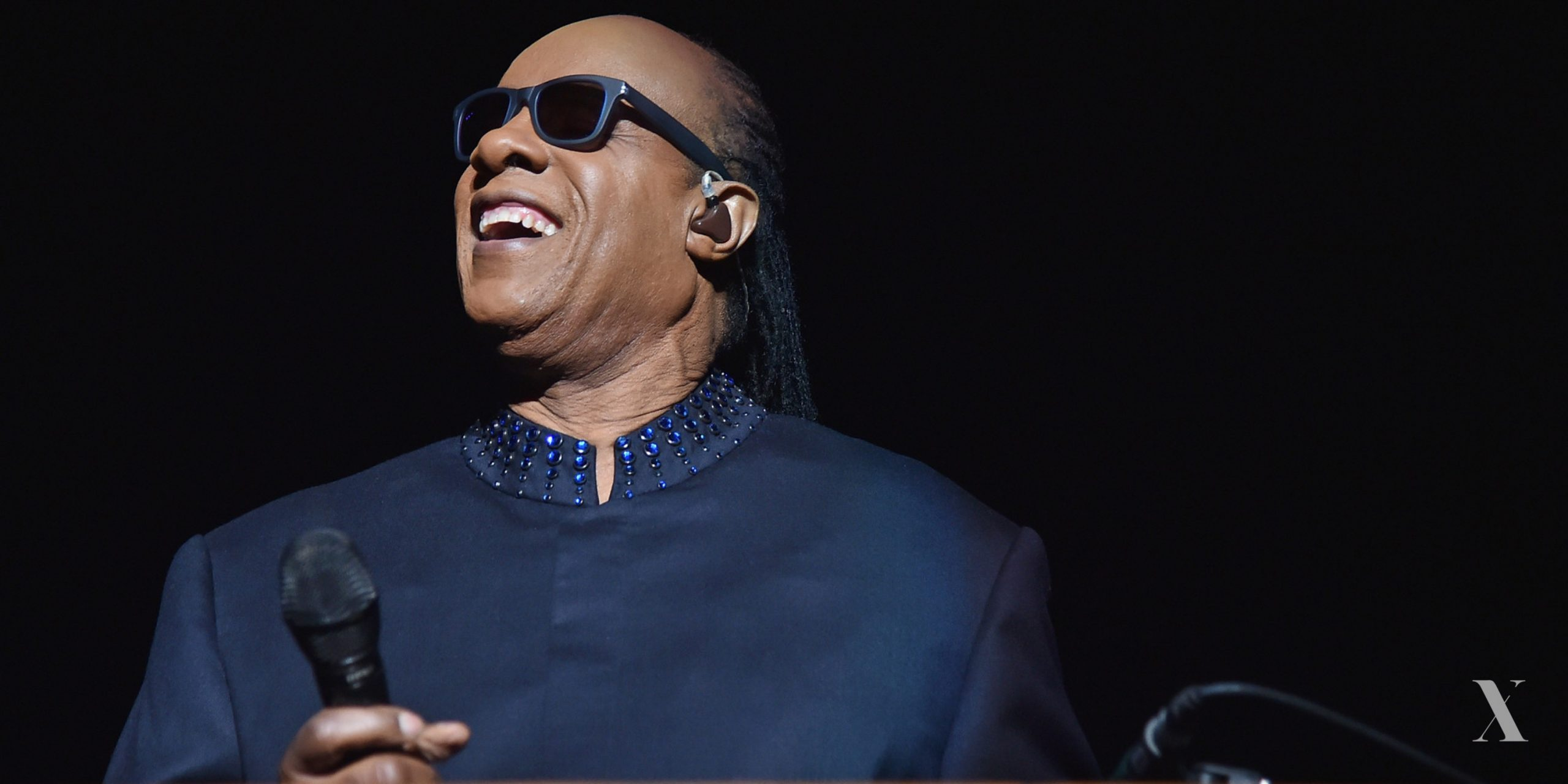 Book Stevie Wonder for a Private Party | X Music Agency