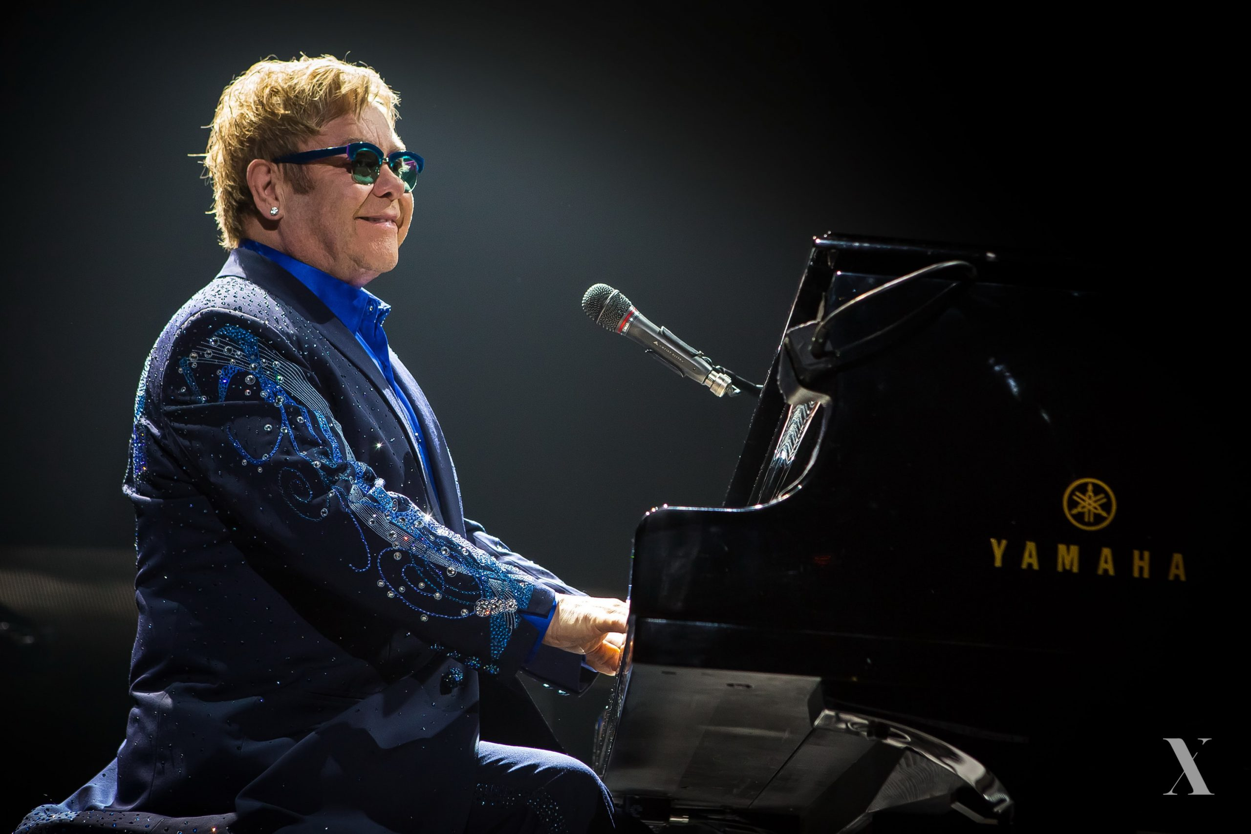 Book Elton John for a Private Party | X Music Agency