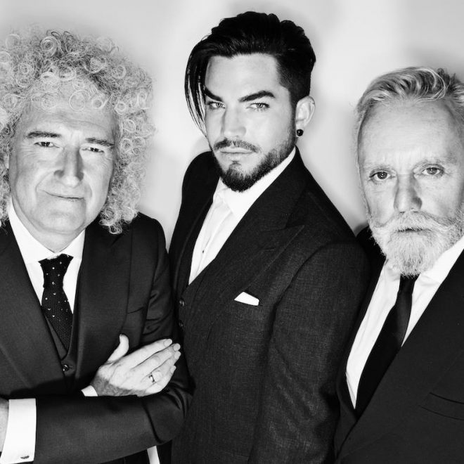 Book Queen + Adam Lambert Private Event | X Music Agency