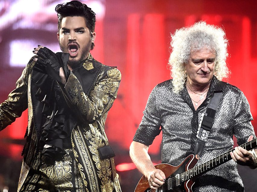 Book Queen + Adam Lambert for a Private Performance | X Music Agency