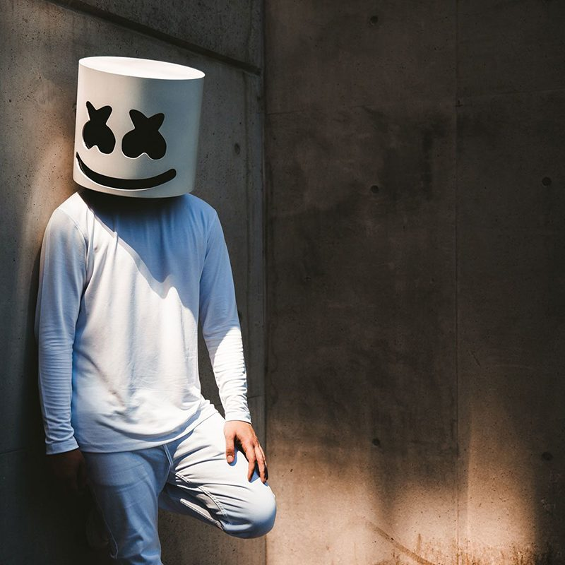 Book Marshmello for a Wedding or Private Party | X Music