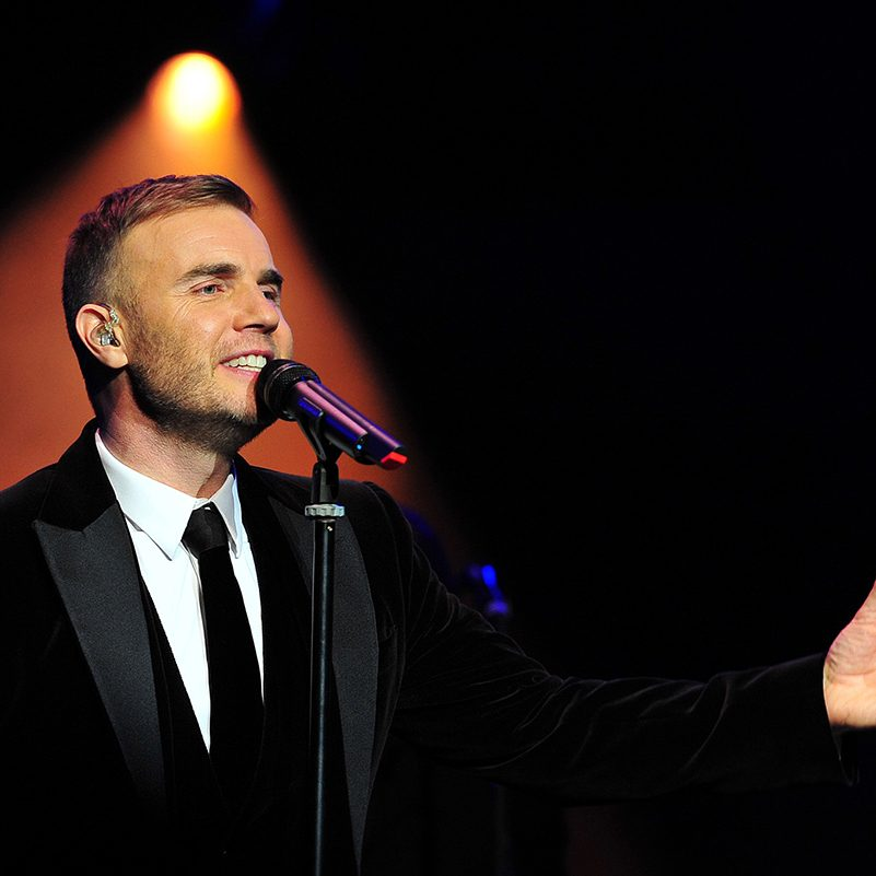 Book Gary Barlow Private Party Wedding | X Music