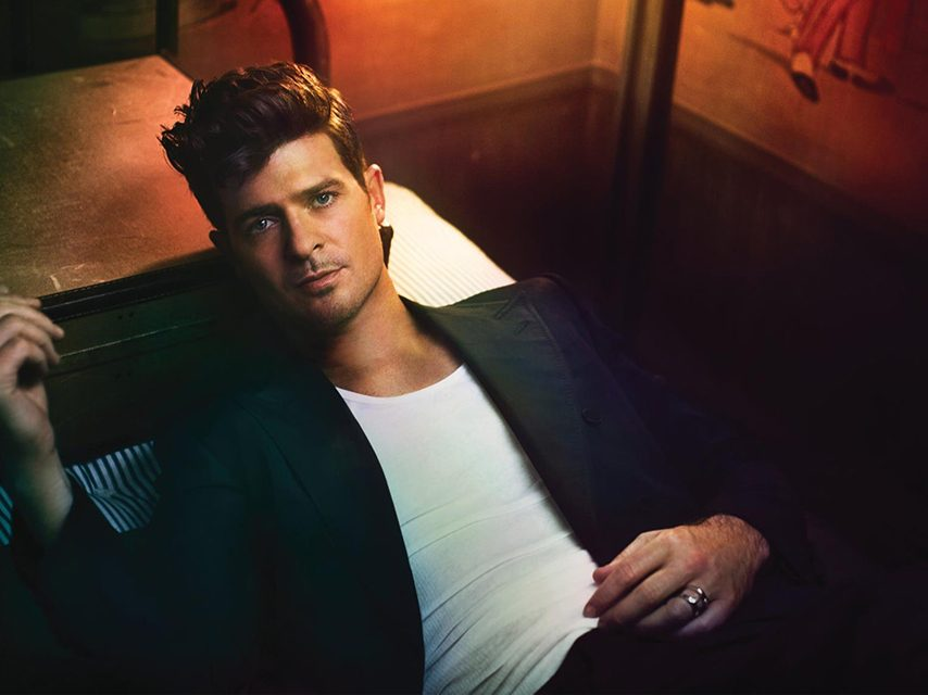 Book Robin Thicke Private Performance | X Music
