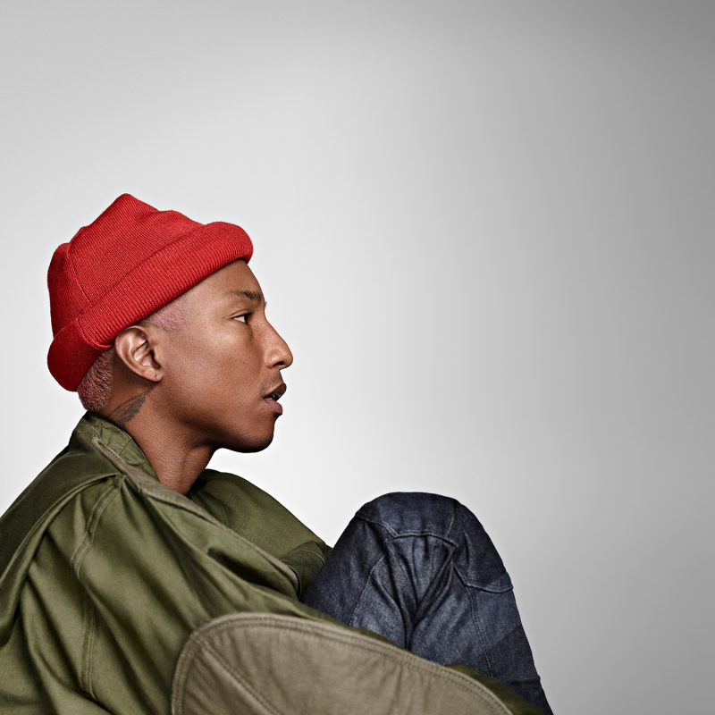 Book Pharrell Private Party Event Wedding | X Music Agency