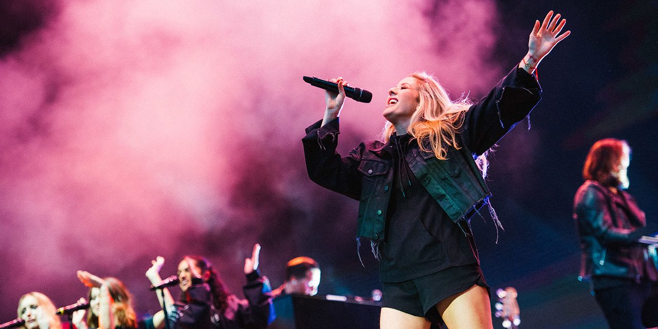 Book Ellie Goulding Private Party Wedding Event | X Music Agency