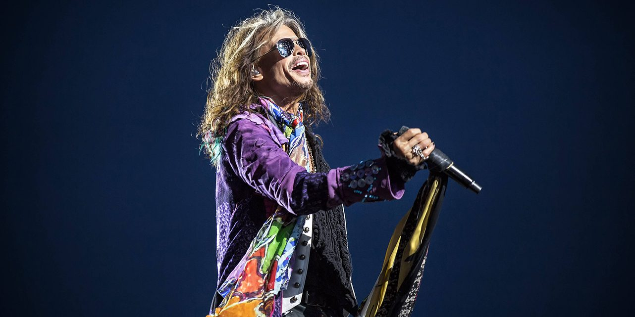 Book Steven Tyler Private Party Wedding Event | X Music Agency