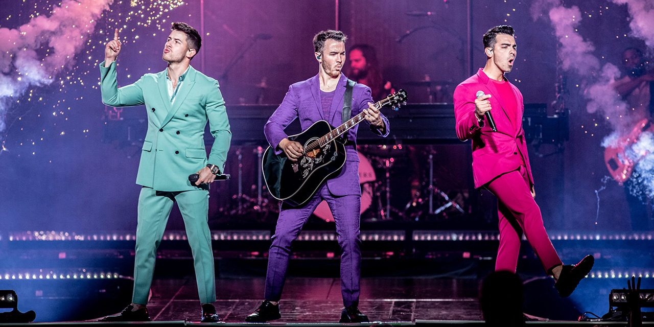 Book the Jonas Brothers for a Private Party Wedding Event | X Music Agency