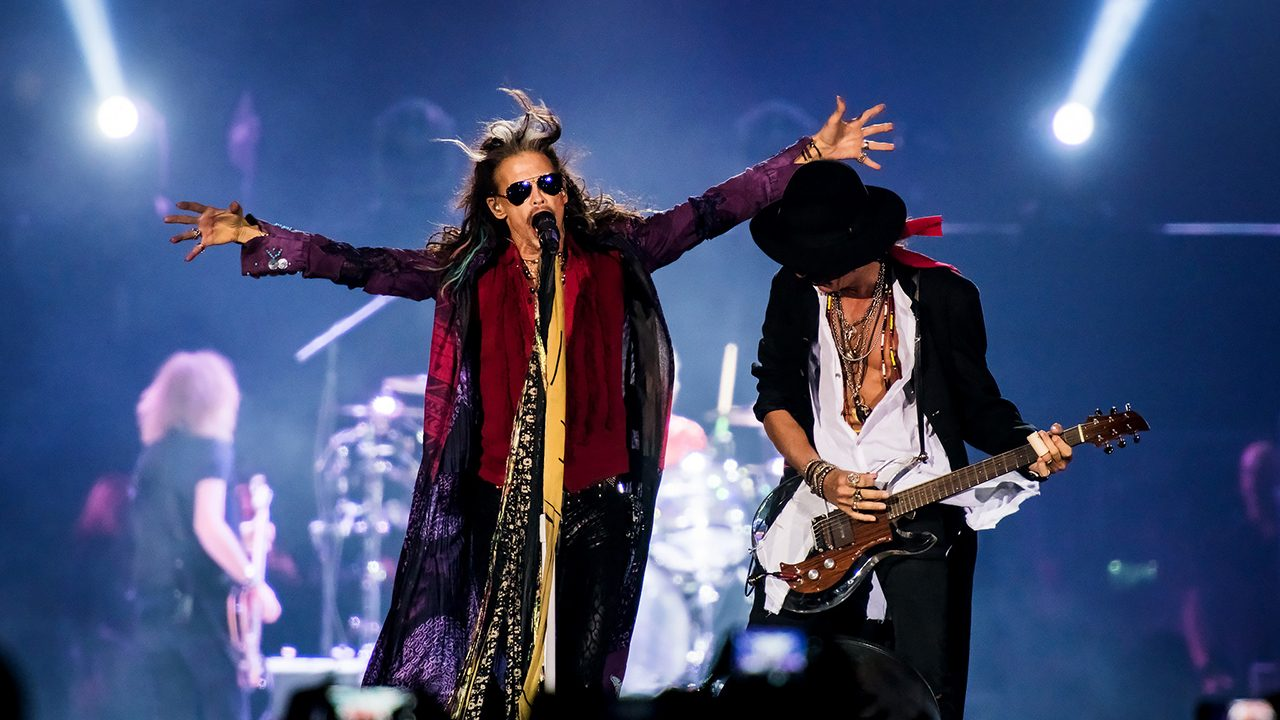 Book Aerosmith Private Party Wedding | X Music