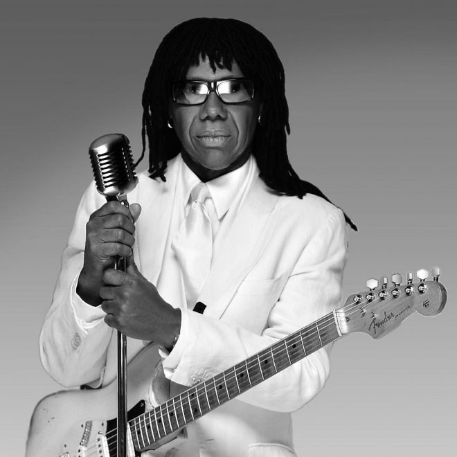 Book Nile Rodgers & CHIC Private Event | X Music Agency