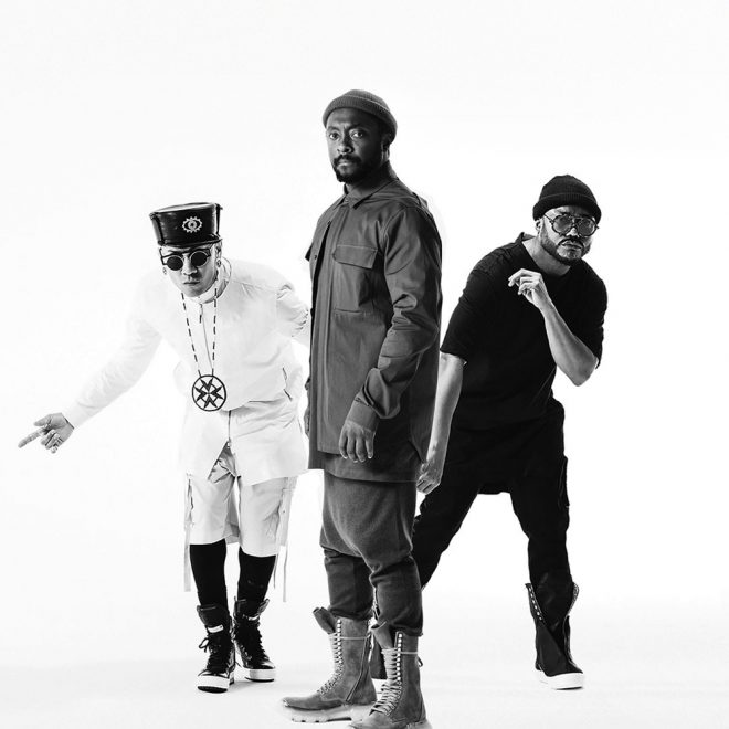 Book Black Eyed Peas Private Event | X Music Agency