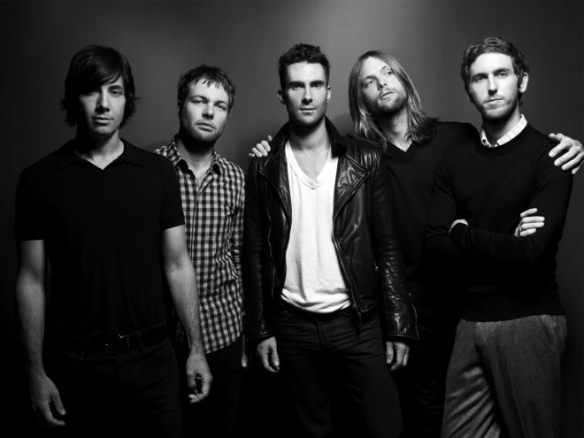 Book Maroon 5 Private Event | X Music Agency