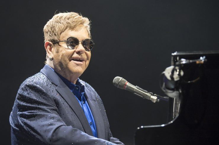 Book Elton John Private Party Wedding | X Music Agency