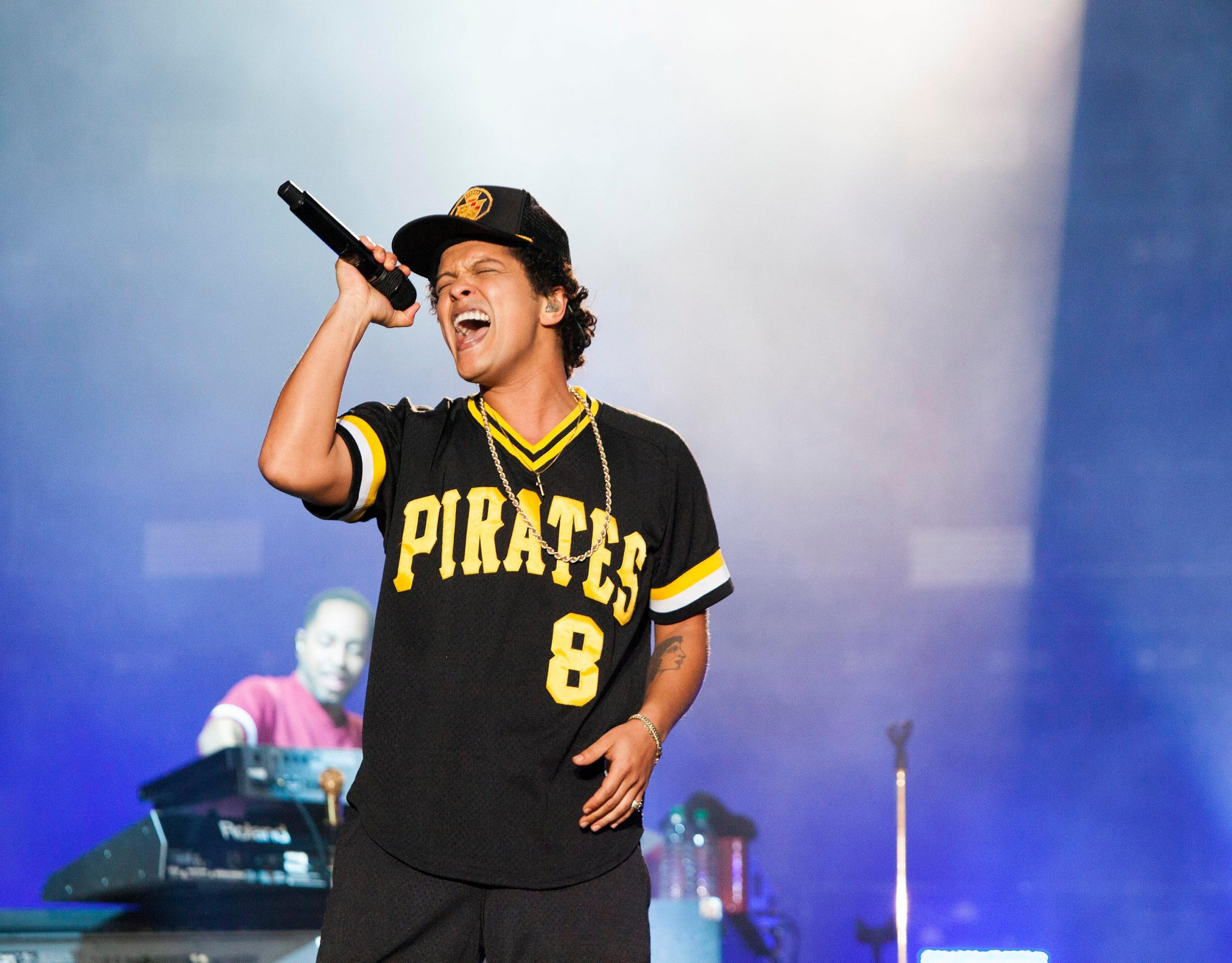 Book Bruno Mars Private Performance | X Music Agency